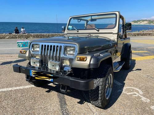 A louer Jeep Wrangler YJ