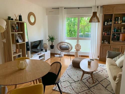 Loue superbe 2pièces meublé 54m² Levallois-Perret (92)