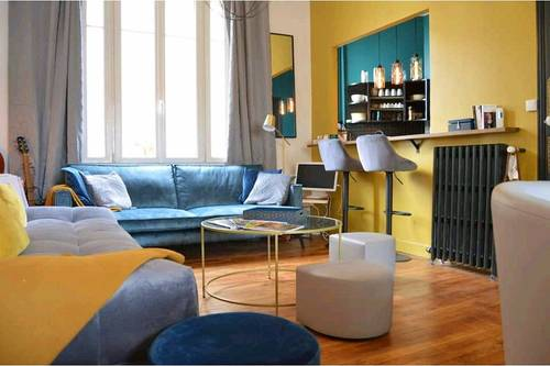 Loue So Lounge Villapparts - 7chambres, 23couchages, Tours (37)