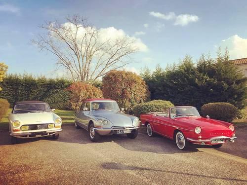 Loue somptueuses voitures de collection pour votre mariage