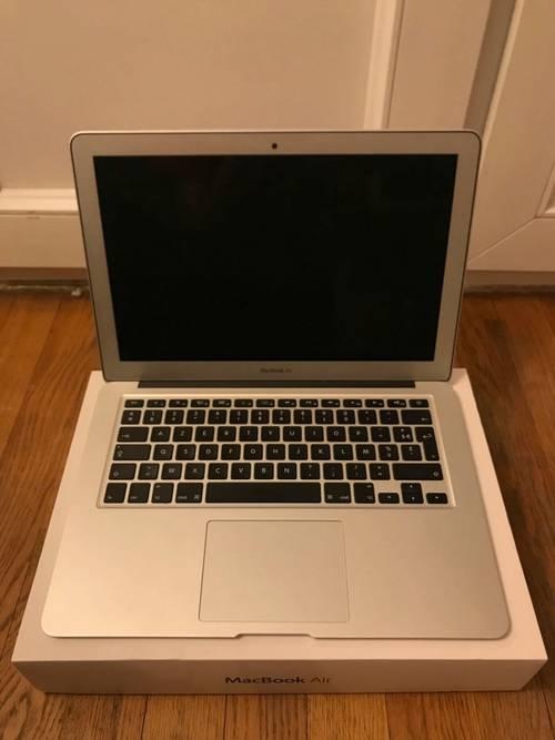 Macbook air 13pouces mi-2012128Go