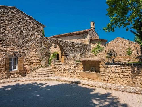 Loue prieuré pour mariage en Provence - 100invités - Rognes (13)