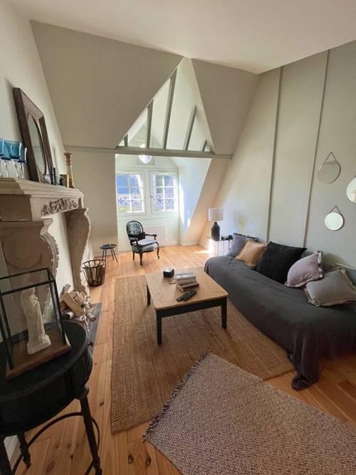 Loue magnifique appartement dans quartier historique de Rouen (76) - 2chambres