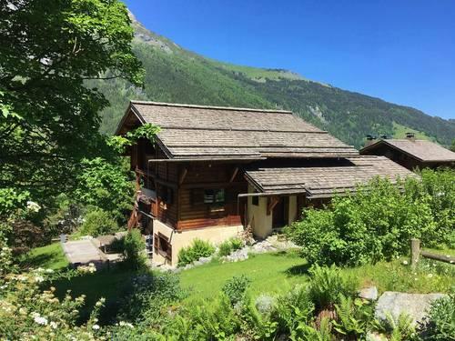 Loue superbe chalet - Au pied du Mont-Blanc - 8couchages 3chambres jardin sauna, Les Contamines-Montjoie (74)