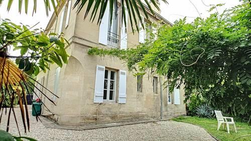 Vends magnifique Hôtel Particulier Bordeaux (33) - 7chambres, 268m²