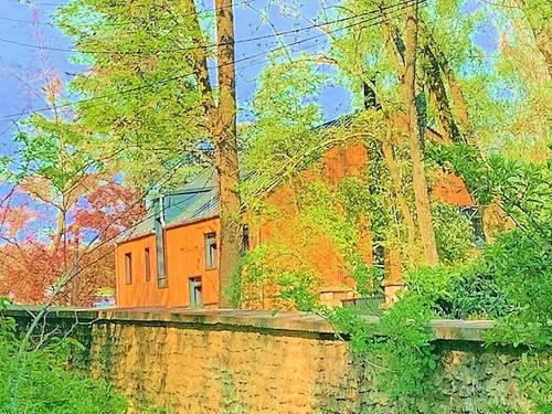 Loue maison en bois 190m², balcon forêt de Marly le Roi - 12couchages