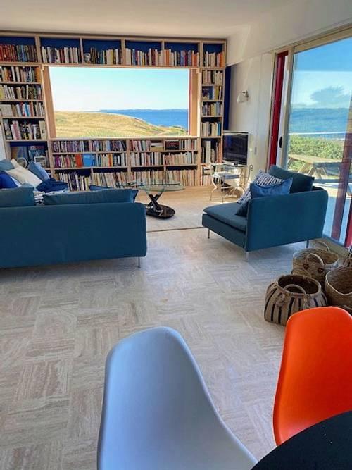 Loue maison face mer - 4chambres, 9couchages, Ploemeur (56)