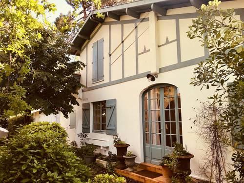 Loue maison Abatilles meublée 95m² T5avec jardin - Arcachon (33)