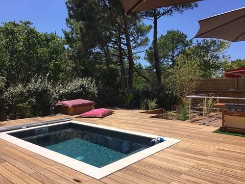 Loue Maison à Arcachon (33) 8couchages, piscine