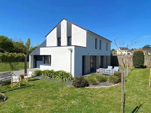 Loue maison Arzon (56) proche Océan et Golfe du Morbihan 12couchages