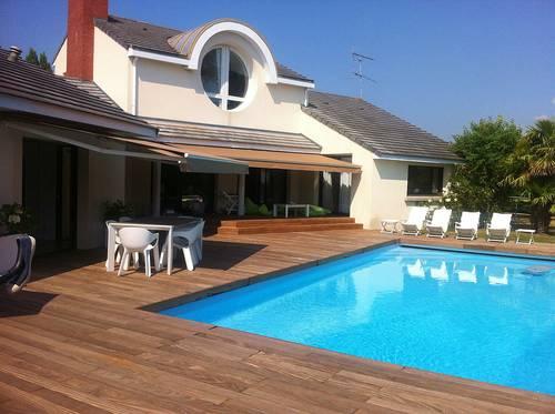 Loue Maison La Baule (44) piscine 14couchages