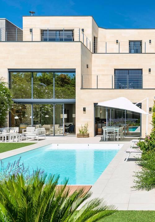 Loue maison à Bordeaux avec piscine été 2021- 11couchages