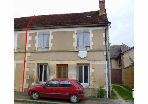 Vends Maison de bourg à Leugny (89) - 4chambres, 115m²