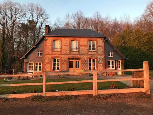 Loue Maison campagne, 20min plage, 8couchages 4chambres (14)
