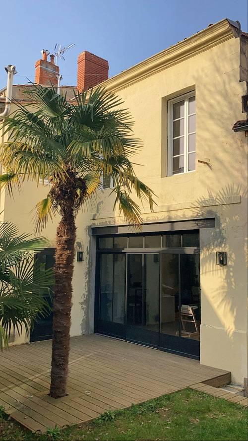 Loue Maison 140m² centre ville 6couchages avec jardin ensoleillé 70m² - Bordeaux (33)