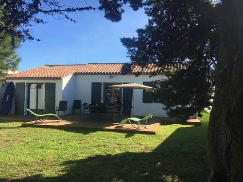 Loue maison 3chambres - 6couchages - Ars en Ré (17)