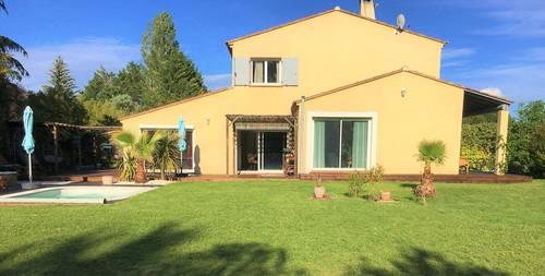 Loue maison, 5chambres, 8couchages - Aix en Provence