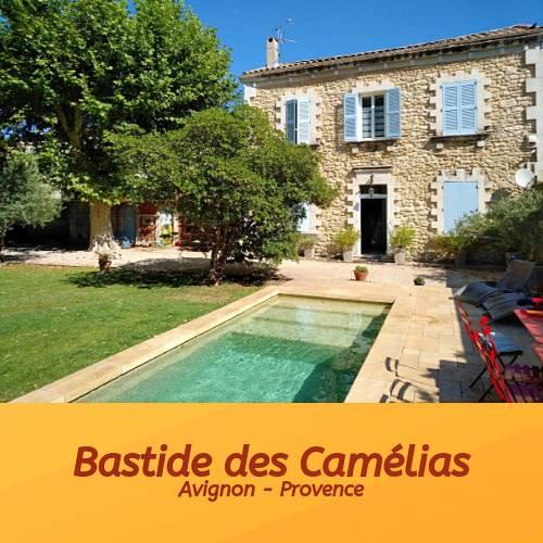 Loue maison provençale - 3chambres, 101m², Avignon (84)