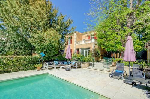 Vends maison, 5chambres - 200m², jardin piscine Aix en Provence (13)