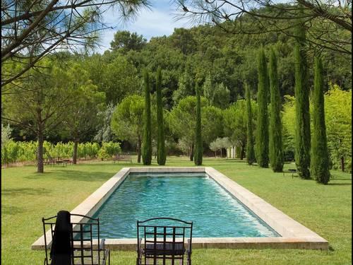 Loue magnifique mas. 8couchages - à Ménerbes (84) Luberon Provence