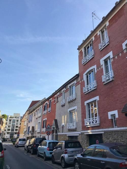 Loue maison de charme 4chambres - Village Anglais à Suresnes (92)