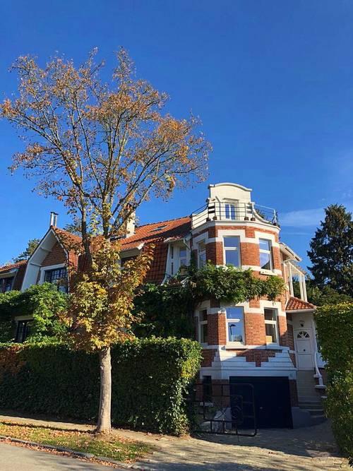 Maison de charme à louer à Uccle (Bruxelles) - 4chambres