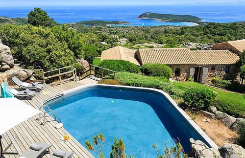 Loue maison de charme en Corse- 6couchages - Bonifacio