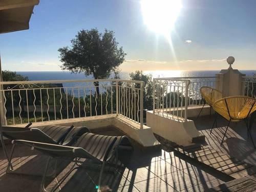 Loue maison Cap Corse Vue mer 4personnes