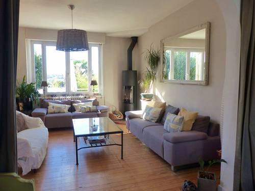 Loue maison 9couchages centre de Bayonne (64) quartier des Arênes
