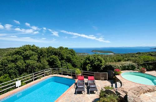 Loue maison de charme en Corse - 4chambres - 8couchages