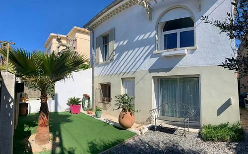 Loue jolie maison au calme 6couchages jardin - Marseille (13)