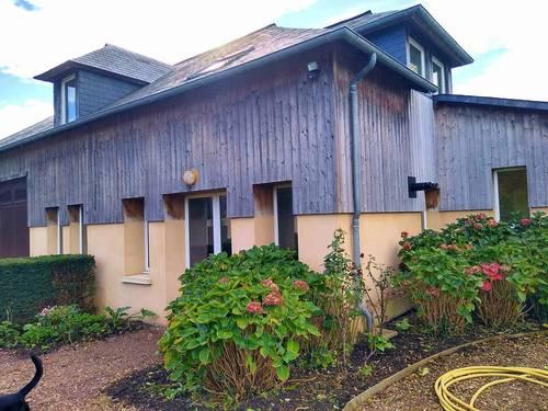 Loue maison 90m bel environnement - 2chambres, 4couchages, Pennedepie (14)
