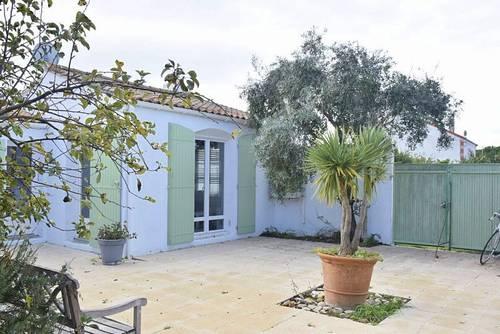 Loue maison familiale Ile de Ré - La Couarde - 10couchages, 3/4chambres
