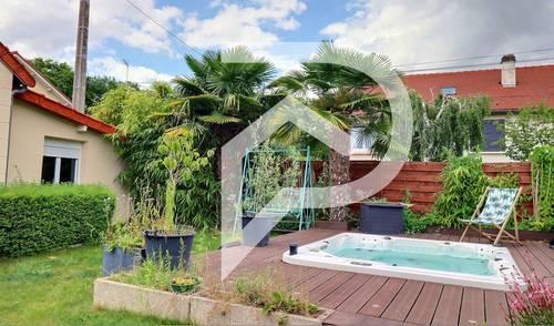 Vends Maison familiale Parc de Maisons-Laffitte (78) / 4chambres - 147m²