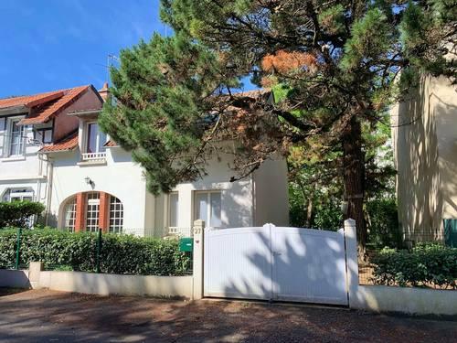 Loue Maison de famille avec jardin à 300m de la plage - 4chambres - 10couchages La Baule-Escoublac (44)