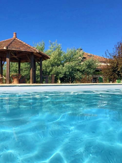 Loue maison de famille piscine Sud-Ouest (1h Toulouse) 10couchages - Dunes (82)