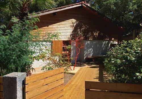 Loue Maison dans la forêt - 3chambres, 6couchages - Seignosse (40)