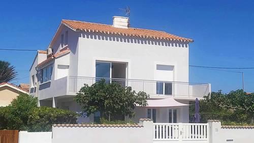 Loue Maison mediterrannée à Narbonne Plage (11) 8couchages - 4chambres