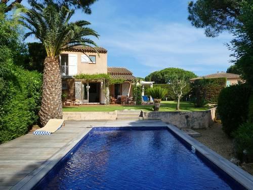 Villa de golfeur, 6couchages, piscine privée à Saint-Raphaël Valescure (83700)