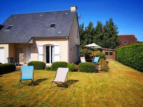 Loue maison avec grand jardin à Cabourg (14) - 6couchages