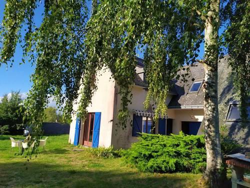 Loue maison avec grand terrain à 2pas de la mer 6couchages - Arzon (56)