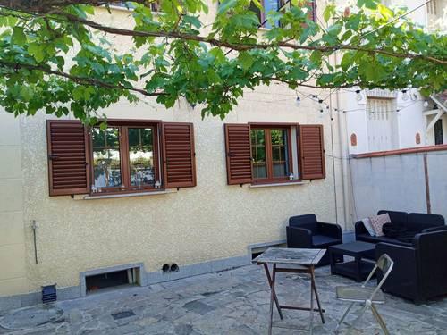 Loue maison idéale pour visiter Paris et ses alentours - 5couchages - Colombes (92)