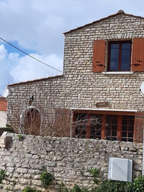 Loue maison indépendante île d'Oléron (17) proche plage 4/6couchages
