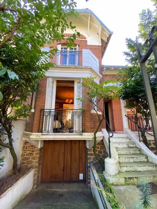 Vends Maison avec Jardin - 2chambres, 78m², Montreuil (93)