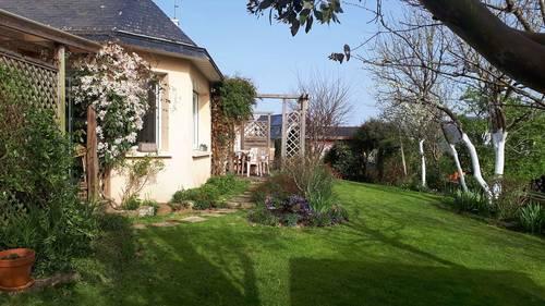 Maison à louer dans le Golfe du Morbihan 9couchages - Séné (56)