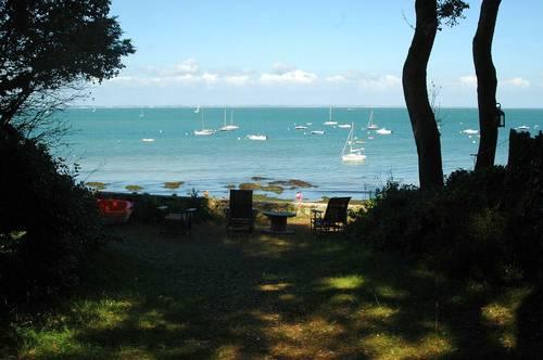 Maison à louer en bord de plage à Noirmoutier. 14couchages