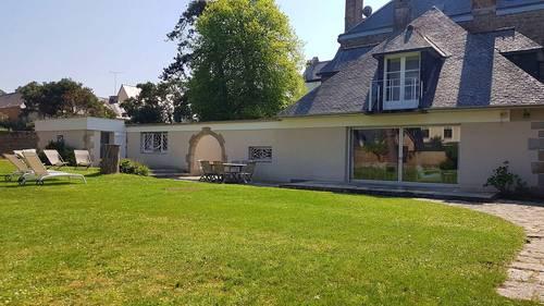 Loue maison à St Lunaire - 9couchages - à côté des plages