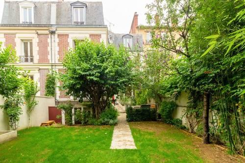 Vends Maison de maître entièrement rénovée Bourguignons - 5chambres, 200m², Bois-Colombes (92)