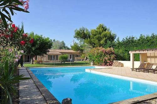 Loue maison, 5chambres, 10couchages à Maussane proche Baux de Provence (13)