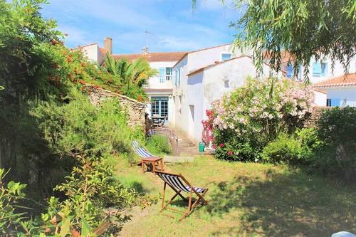 Loue maison familiale à Noirmoutier en l'ile - 4chambres 8couchages